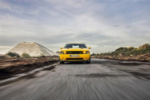 A klasszikus Dodge Challenger