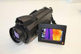 Az infra kamera sötétben is működik