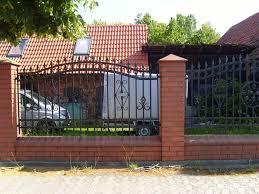 Elegáns kerítés