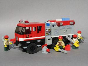 LEGO tűzoltóság