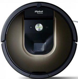 iRobot robotporszívó