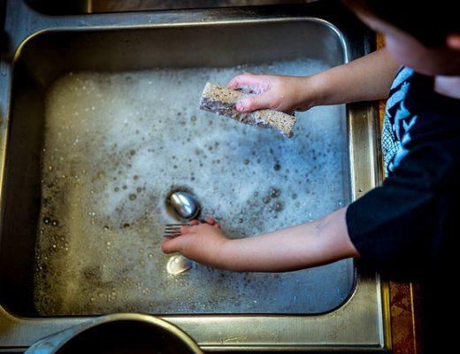 Gyerekjáték lesz a mosogatás