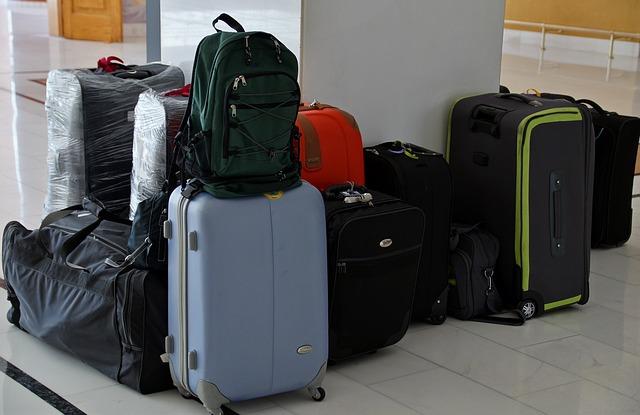 TSA zár bőröndökhöz